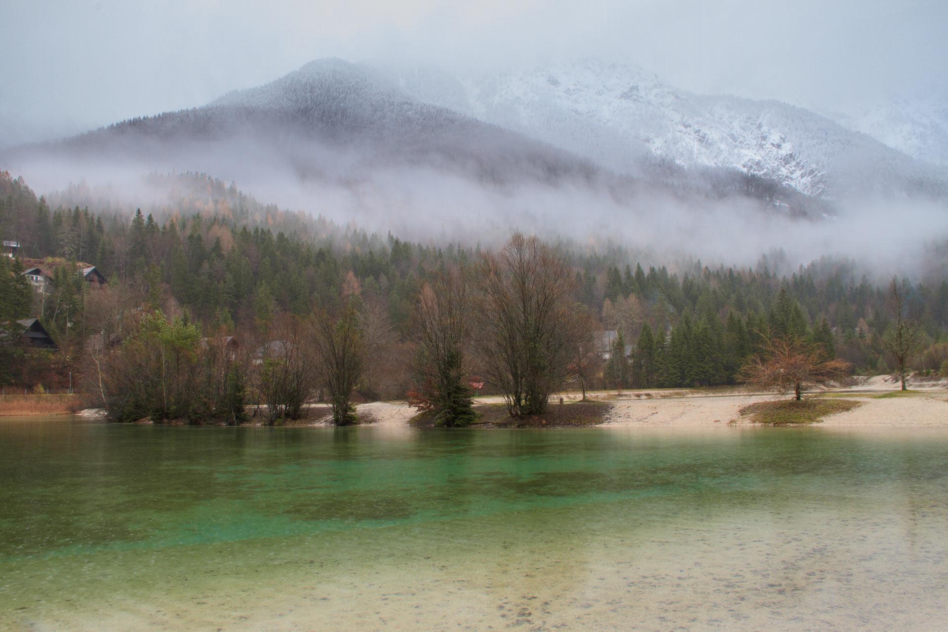 Lago di Jasna (Jezero Jasna), Slovenia