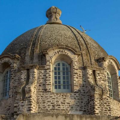 cupola del Castello Aragonese