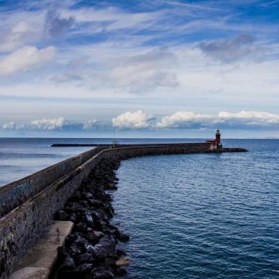Ischia Porto, il faro