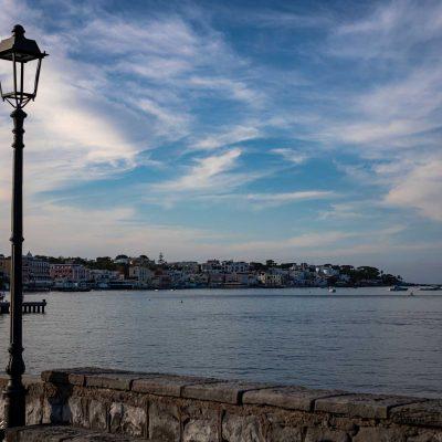 Ischia, veduta dal Ponte