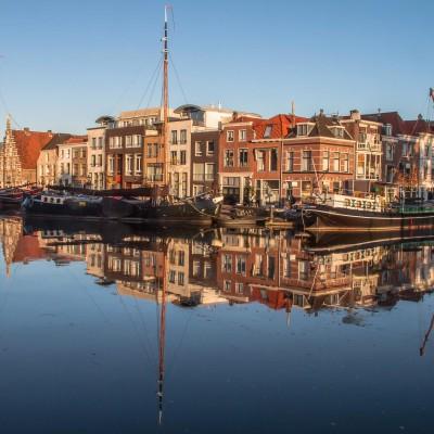 Leiden, Olanda