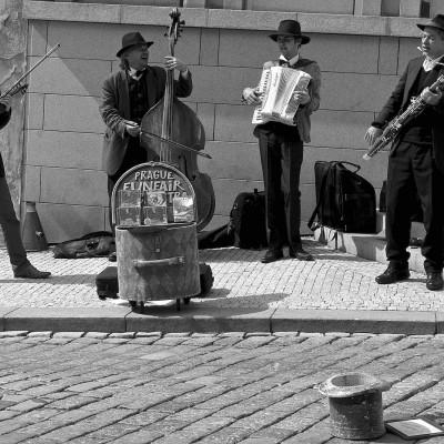 Prague Funfair Orkestra