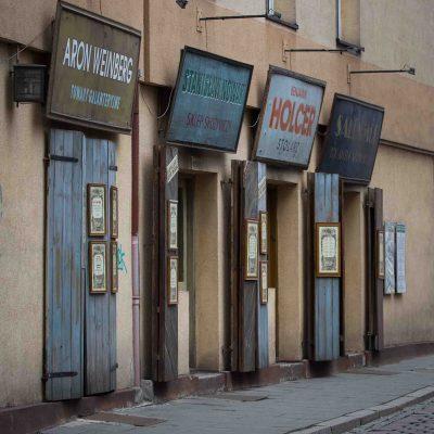 botteghe Kazimierz, Cracovia